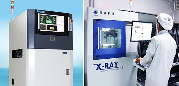 SMT贴片加工 - X-RAY检测仪