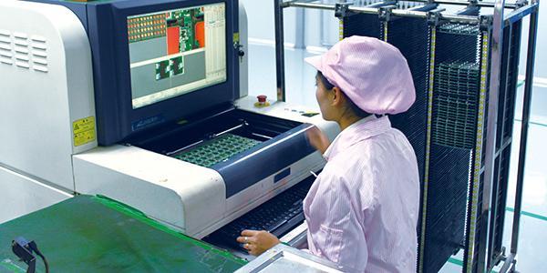 梧集电子浅析smt贴片加工中AOI检测的原理及优势