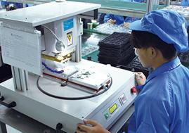 LCD脉冲焊接