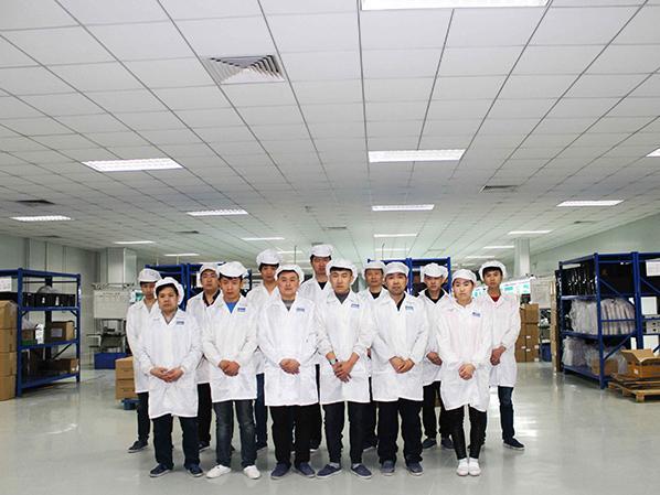 梧集工程技术团队