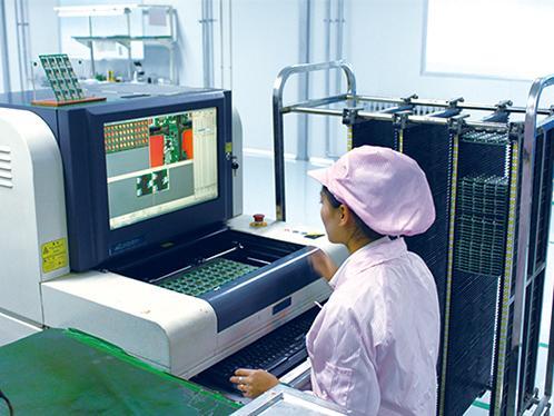 AOI光学检测仪梧集电子-smt贴片加工厂报价_smt公司pcba电路板焊接